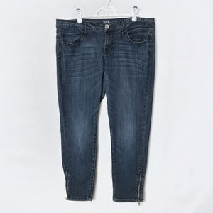 A.N.A Womens Jeans Skinny Ankle Jean/Jegging 32/14